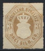 Mecklenburg-Strelitz 6 (*) - Mecklenbourg-Strelitz