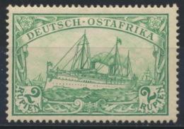 Deutsch-Ostafrika 20 * - Colony: German East Africa