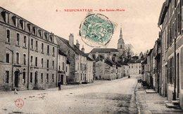 NEUFCHATEAU - Rue Sainte-Marie- - Neufchateau