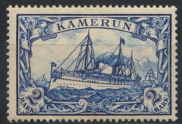 Kamerun 17 * - Colony: Cameroun