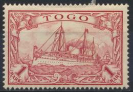 Togo 16 * - Colony: Togo