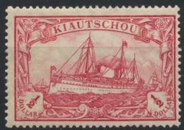 Kiautschou 34IIB * - Kolonie: Kiautschou
