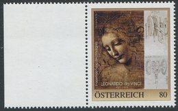 ÖSTERREICH / 8131068 / Leonardo Da Vinci 1 / Postfrisch / ** / MNH - Oostenrijk