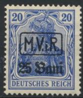 Militärverwaltung Rumänien 2 * - Occupation 1914-18