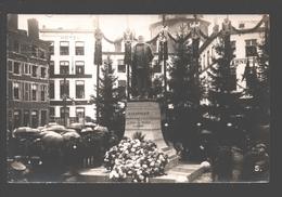 Namur - A Léopold II - La Ville Et La Province De Namur - Statue - Carte Photo Originale - 1928 - Namur