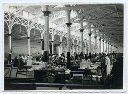 Barnstaple, Devon : Old Photo Of The Pannier Market - Lieux