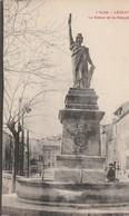 Leucate - Statue De La République - Leucate