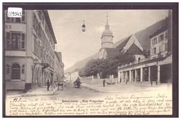 ST IMIER - RUE FRANCILLON - TB - BE Berne