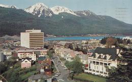1966 Juneau Alaska Postcard Wrangell To Victoria BC Used  Very Good Condition (1 Weak Corner) - Juneau