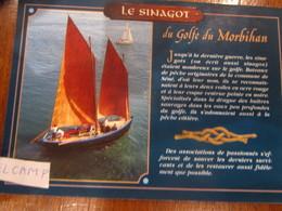 Régates Morbihan - Voiliers