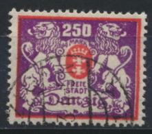 Danzig 143 O - Danzig