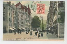 SUISSE - GENEVE - Rue De La Corraterie - GE Genève