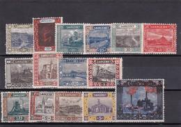 Saargebiet, Nr. 53/69* O. Nr.68 ( T 13119) - 1920-35 Saargebiet – Abstimmungsgebiet