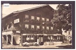 ZWEISIMMEN - HOTEL BÄREN - TB - BE Bern