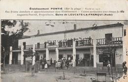 Bains De Leucate/La Franqui - Etablissement Pontié - Sonstige Gemeinden