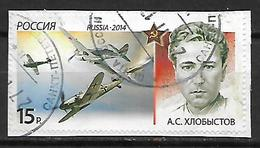 Russia 2014 Aviation History - Air Rams  Used - Oblitérés