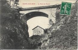 88 - Vosges - Raon Bois - Le Pont Du Fouxel - Altri Comuni