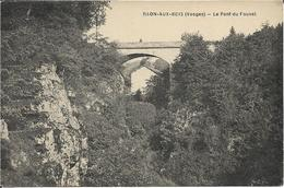 88 - Vosges - Raon Bois - Le Pont Du Fouxel - Autres Communes