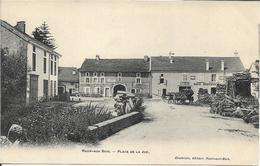 88 - Vosges - Raon Bois - Place De La Jue - Autres Communes