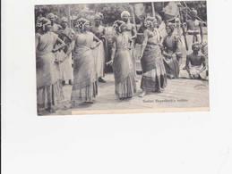 Gustav Hagenbeck's Indian - Inde