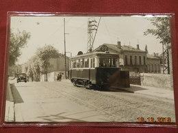 Photo - Toulouse Mai 1956 - Tramway - Lieux