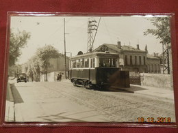 Photo - Toulouse Mai 1956 - Tramway - Lugares