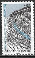 TAAF 2016 N°767 Neuf Cascade Lozère - Terre Australi E Antartiche Francesi (TAAF)