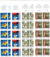Lot De 4 Carnets Croix-rouge - 1994-95-96-97 - - Croix Rouge