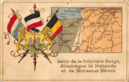 Moresnet Neutre - Plombières