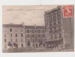 FRANCE / CPA  / CHOISY LE ROI / NOUVEAU QUARTIER DU PARC / - Choisy Le Roi