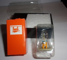Figurine Collection Officielle Aventures De Tintin Hors Serie Milou Cosmonaute - Tintin