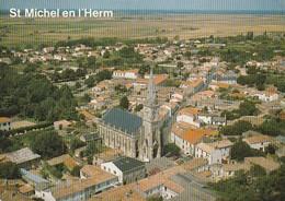 SAINT-MICHEL-en-L'HERM. Vue Aérienne - Saint Michel En L'Herm