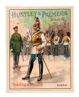 Chromo: Biscuits Et Gateaux Huntley & Palmers, Reading & London, Russie, Militaria, Uniforme (20-167) - Süsswaren