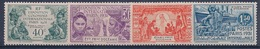 OCEANIE - 80/83  EXPO 1931 COMPLETE NEUF* MLH COTE 38 EUR - Unused Stamps