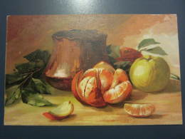 Carte Postale Composition De Fruits - Altri