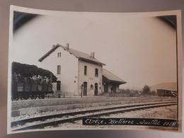Gard, Avèze-Molières, Gare, 1912. - Frankreich