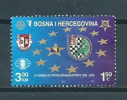2005 Bosnia-Herzgovina Europe 1,50 EURO Ungummed/unfranked - Bosnia And Herzegovina
