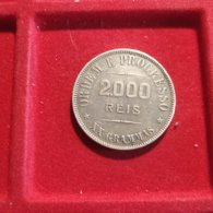 Brasile 2000 Reis 1907 - Brasile
