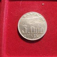 Brasile 5000 Reis 1937 - Brasile