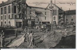 Chateaurenault-Les Tanneurs-Usine Enault - France