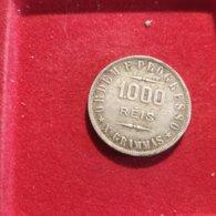 Brasile 1000 Reis 1908 - Brasile