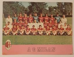 A.C.MILAN TEAM - Uniformes Recordatorios & Misc