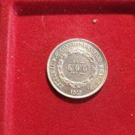 Brasile 500 Reis 1858 - Brasile