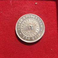Brasile 500 Reis 1889 - Brasile