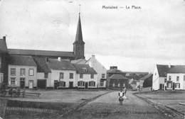 Morialmé - La Place (animée, Edit. Veuve J. Chanteur Barbier 1908) - Florennes