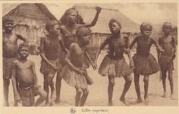 Kwango Missie, Belgisch Congo, Echte Negerdans (pk66027) - Congo Belga - Altri