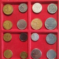 Brasile  16 Monete - Brasile