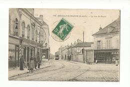 138  -   NEUILLY-sur-MARNE    -  La Rue De Paris - Neuilly Sur Marne