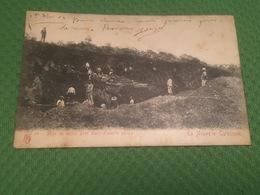 Ancienne Carte Postale Nouvelle-caledonie - Mine De Nickel - Nouvelle-Calédonie