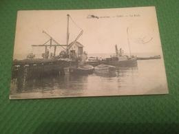 Ancienne Carte Postale Nouvelle-caledonie - Thio - La Rade - Nouvelle-Calédonie